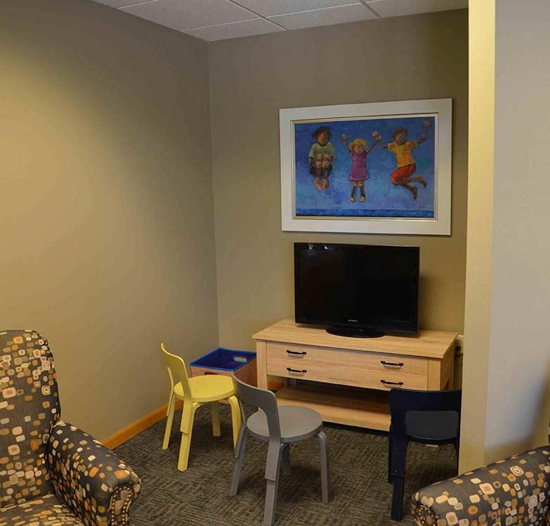 Riverview Dental Children's Nook in Sioux Falls