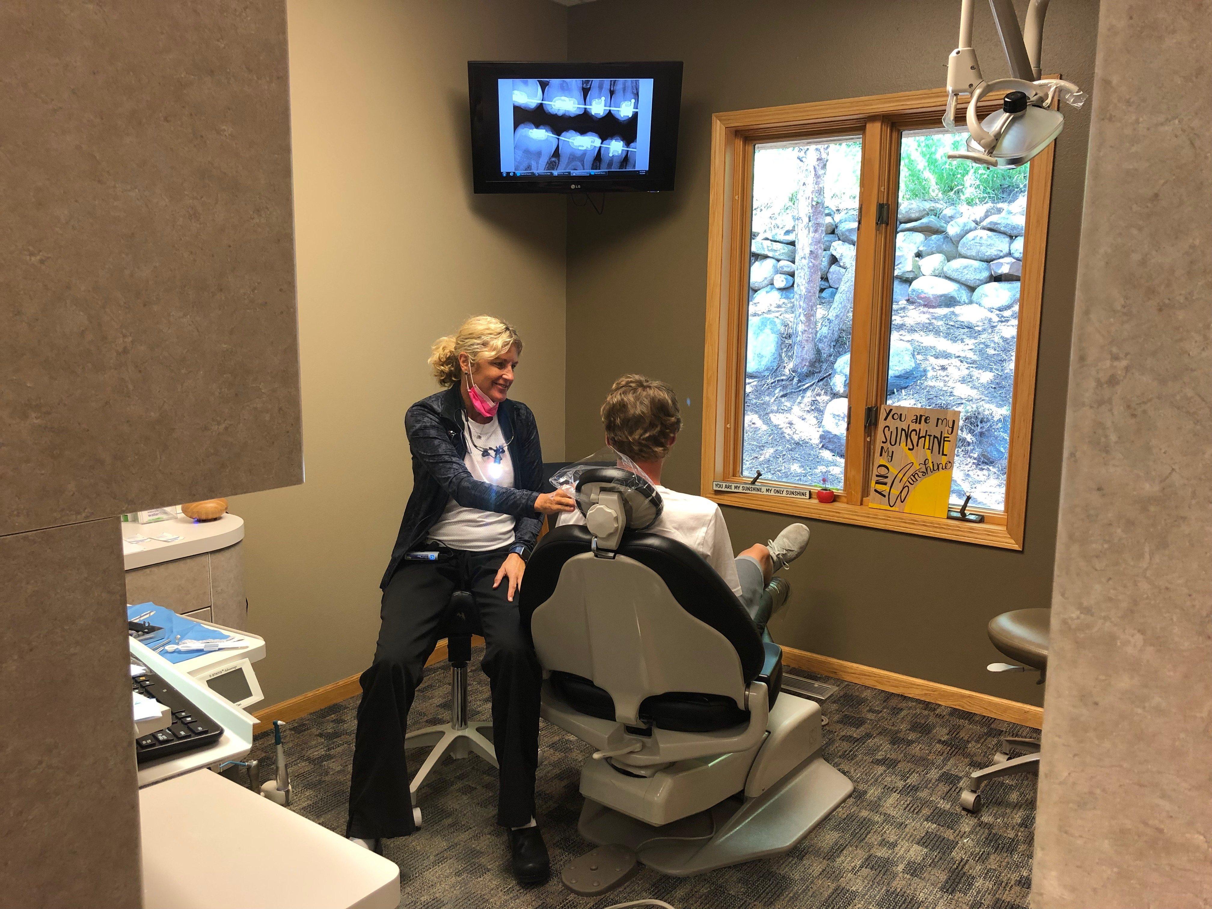 Riverview Dental Roxanne Digital X Rays