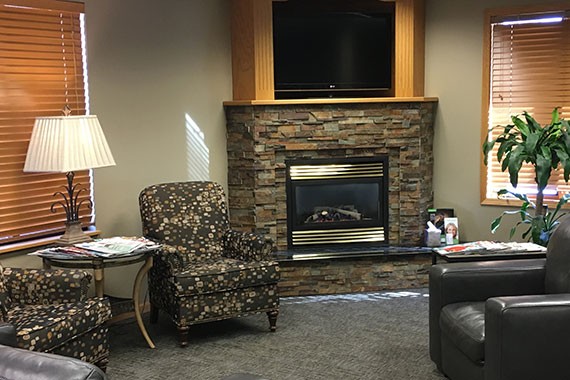 Riverview Dental Clinic Interior Sioux Falls Family Dentist